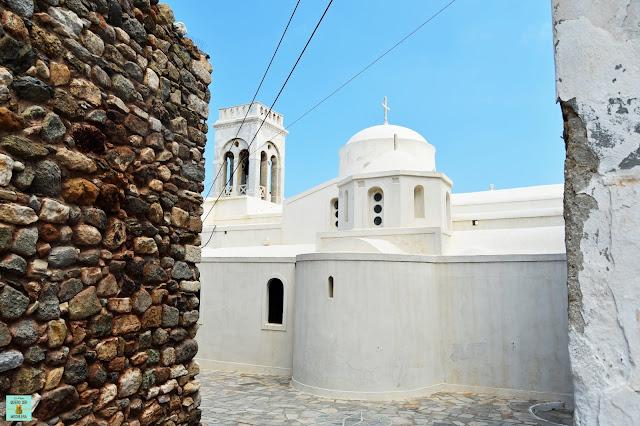 Chora, isla de Naxos