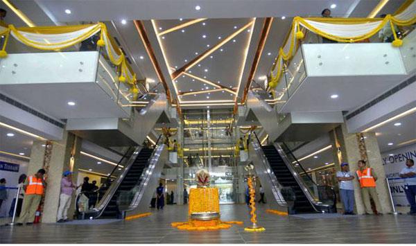 Trendset Mall, Vijayawada