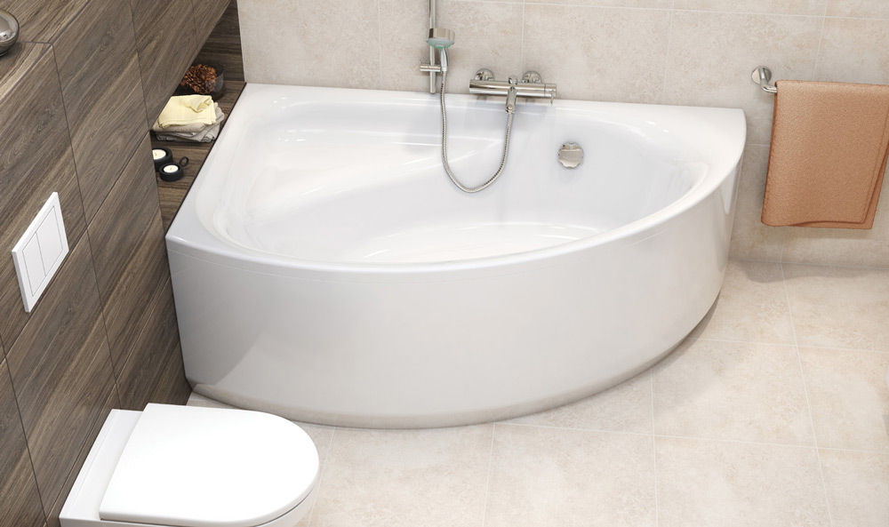 Manufacturing of acrylic baths