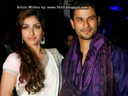 Soha Ali Khan, Kunal Kemmu Wedding
