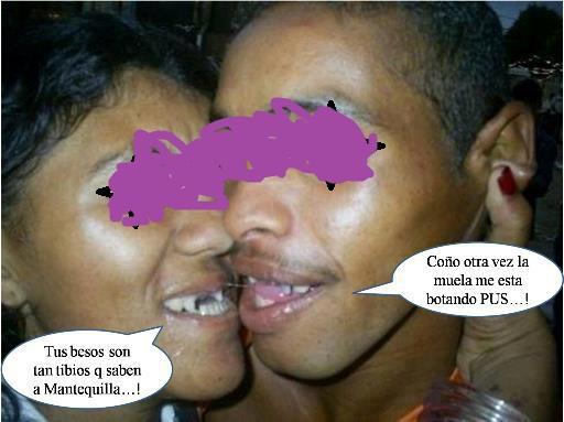 Gordas feas besandose por falta de novio - 1 part 4