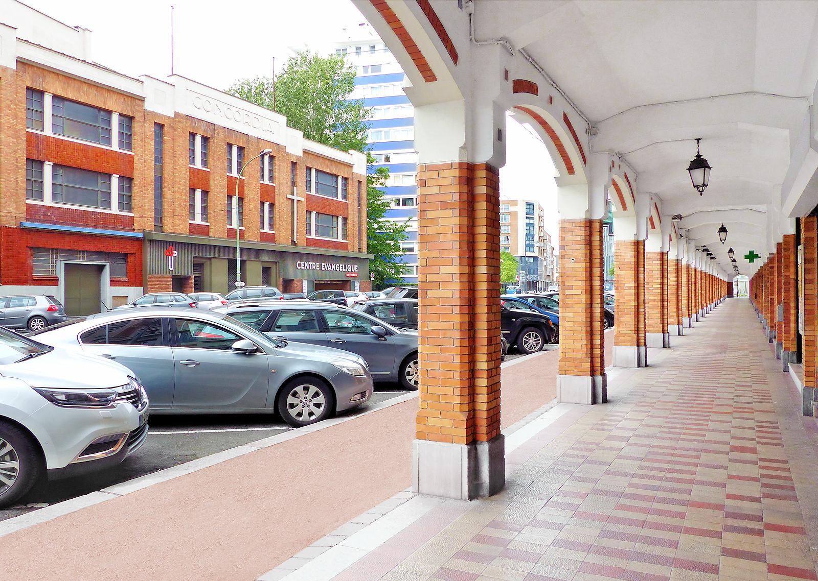 Arcades Tourcoing - Centre Évangélique Concordia, avenue Dron