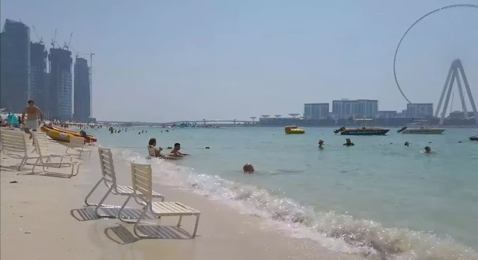 Experience Details of travelling in Dubai best place for spend holidays