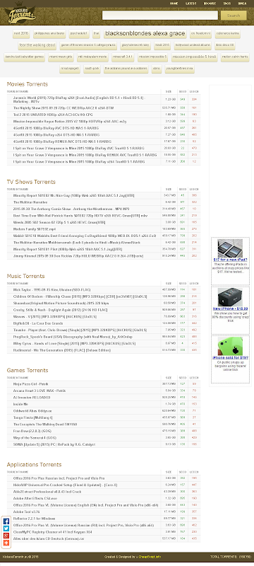 Free Download Kickass Torrent Clone Script Php V 3 0 Nulled Download Free At