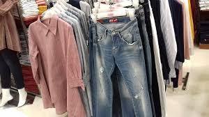 Fashion Wanita di Matahari Mall
