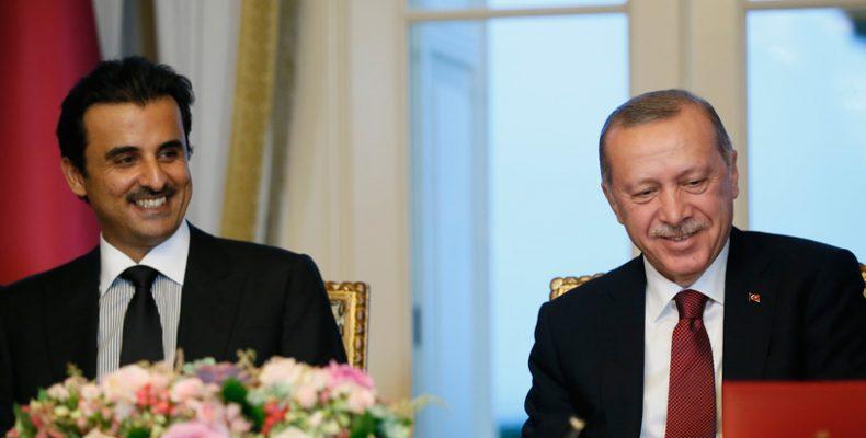 Τουρκία και Κατάρ κάθονται στο τραπέζι…