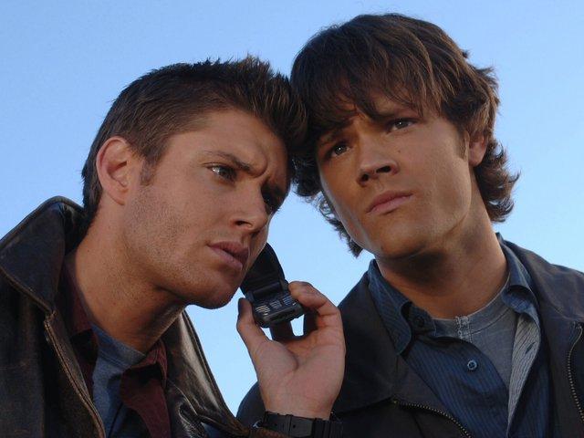 Supernatural ganha na nostalgia