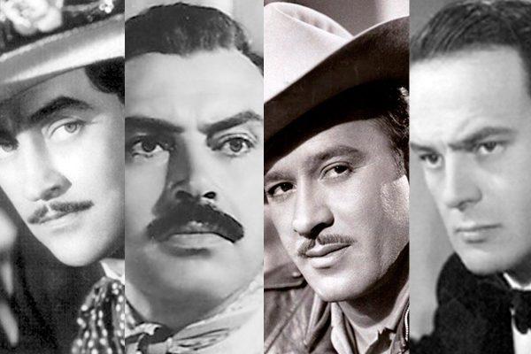 ACTORES DEL CINE DE ORO DE MÉXICO