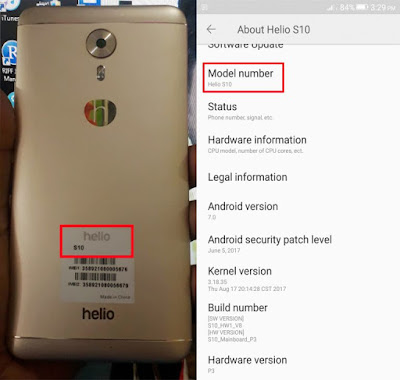 Symphony Helio S10 Flash File Tested Firmware 3