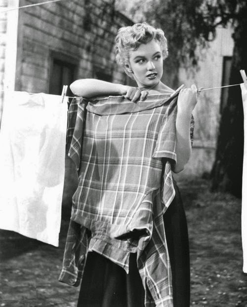 Marilyn Monroe in Clash by Night
