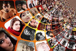 redes sociales-comunidad digital-comunidad real