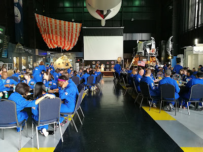 HESA 2018 : Hari 6 (Graduasi Space Camp)