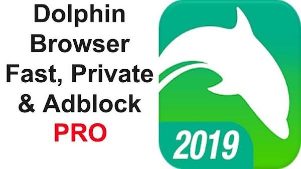 Dolphin Browser – Fast, Private Adblock v12.1.6 [MOD Ad-Free]