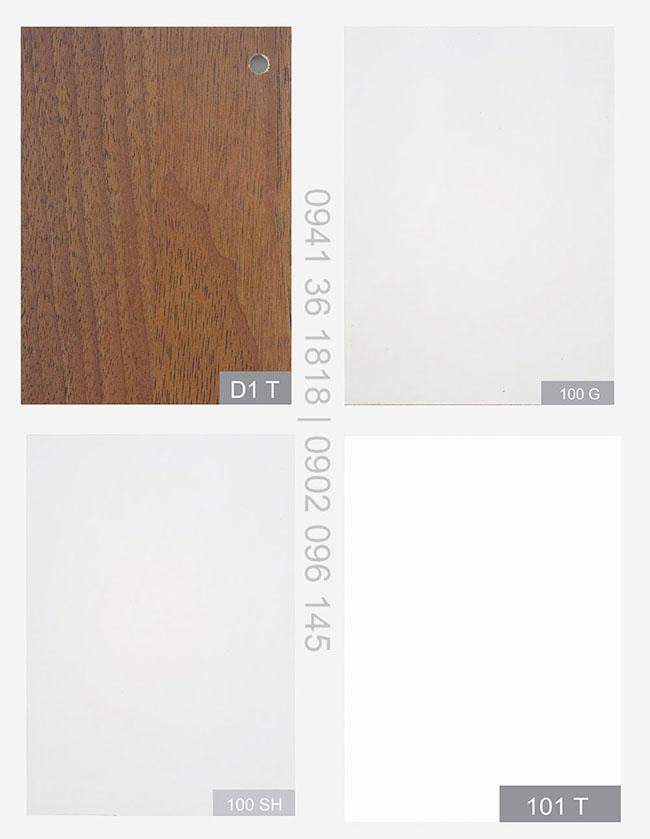Bảng màu melamine TalaB 12