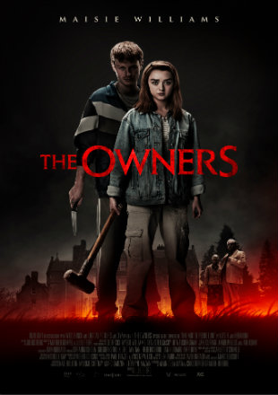 The Owners 2020 English HDRip 720p
