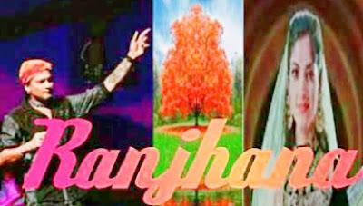 ranjhana song lyrics by Zubeen Garg