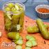 Picles de Pepino na Pressão (Pickles)