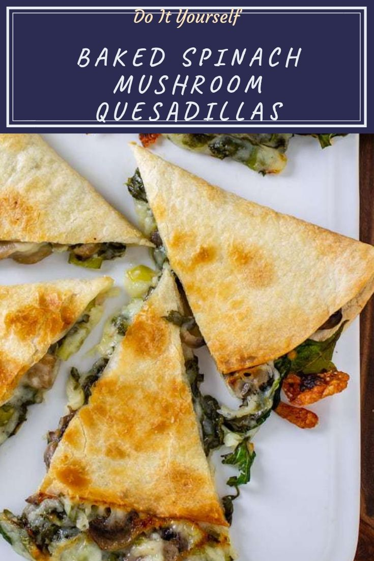 These are crispy, delicious, and chock full of nutrition. And baking these quesadillas allows you to make many at once, so you can feed your hungry family quickly and easily!