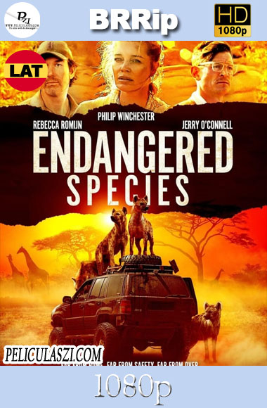 Endangered Species (2021) HD BRRip 1080p Dual – Latino