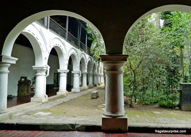 Convento de São Francisco, Santiago do Chile