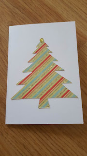 Last minute DIY Christmas cards