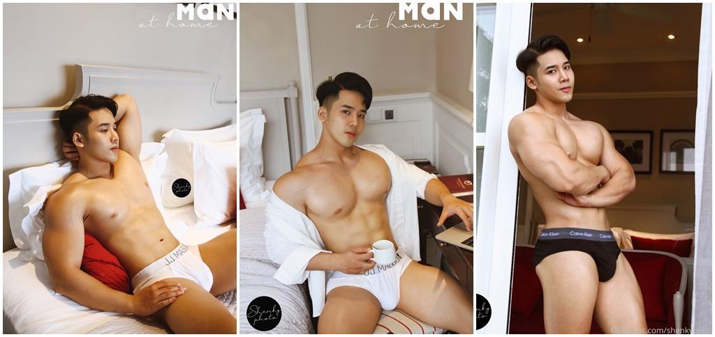 Man at home – Talo Nguyen (Nguyễn Tấn Lộc)