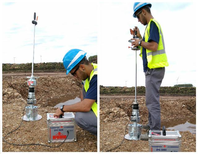 Deflectógrafo liviano de impacto (LWD) : Nueva incorporación en CITEVI