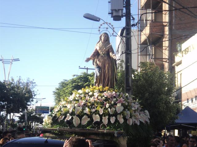 DIOCESE: Festa de Nossa Senhora das Dores terá inicio no domingo (06) em Caruaru