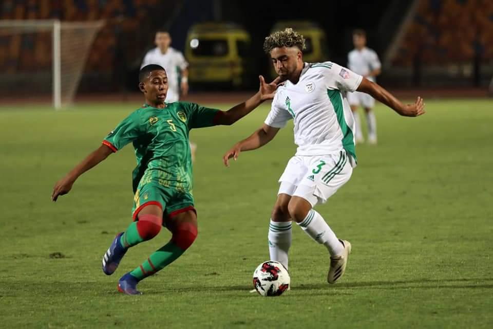 كأس العرب تحت 20 سنة: بداية موفقة المنتخب الجزائري