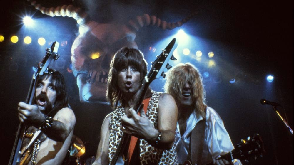 sexy rock and roll artists this is spinal tap film