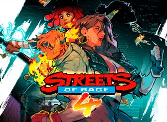 Streets Of Rage 4 [Full] [Español] [MEGA]