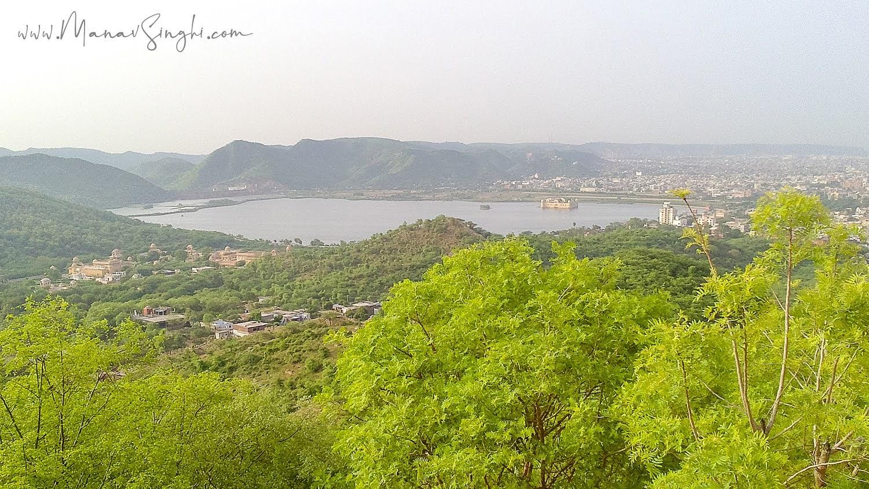 Jal Mahal Man Sagar Lake Jaipur