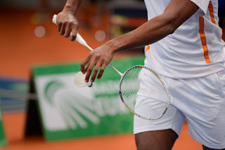 Asyik, Badminton Efektif Bakar Lemak