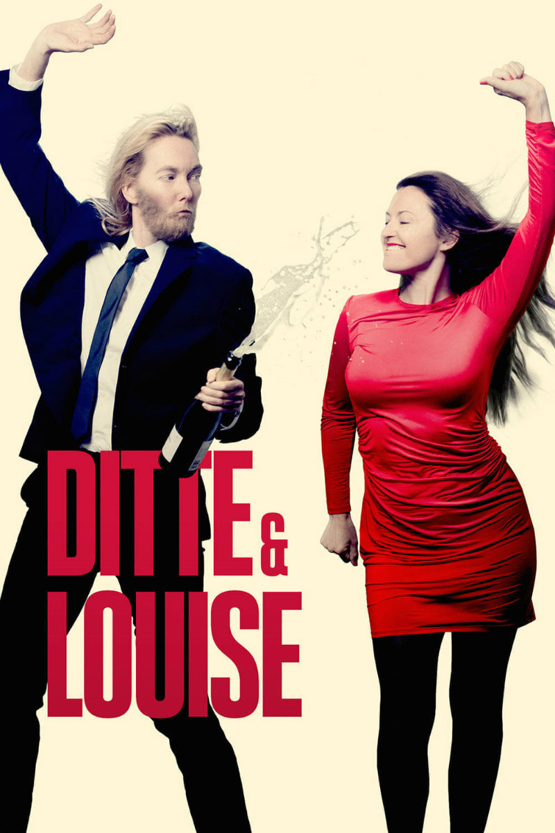 ditte & louise poster
