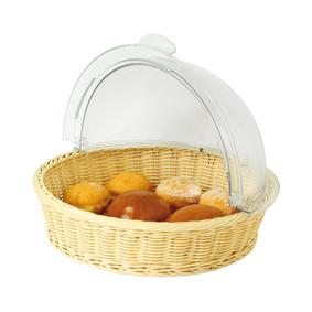 Cos paine- cosuri paine-rotund cu capac roll top - produs profesional horeca- PRET