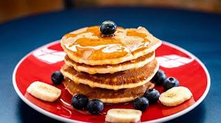 Resep dan Cara Membuat Pancake Sediri di Rumah