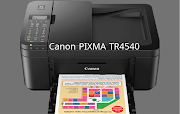 Canon PIXMA TR4540 Driver Softwar Free Download