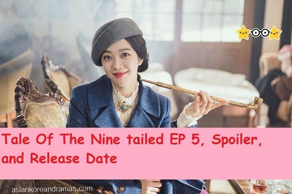 The Tale of a Gumiho episode 5