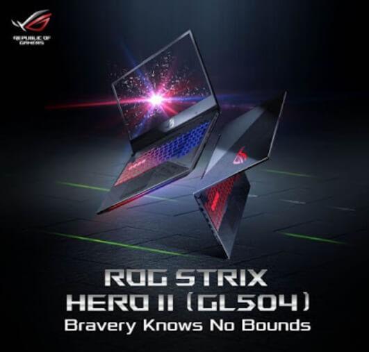 ASUS ROG Strix Hero II