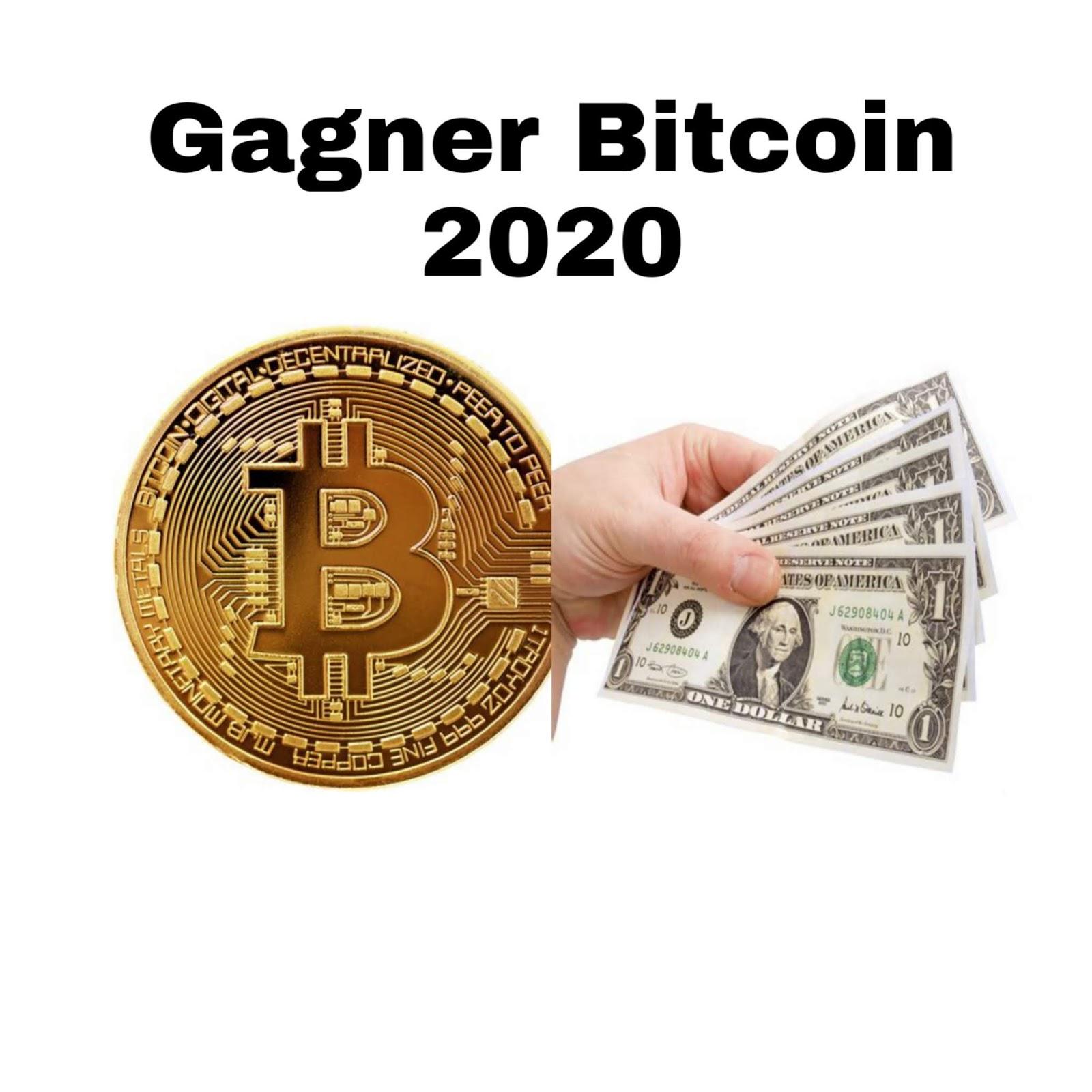 bitcoin gagne de largent gratuit