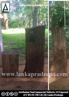 Uraniya Nagadeepa fragmentary pillar inscription