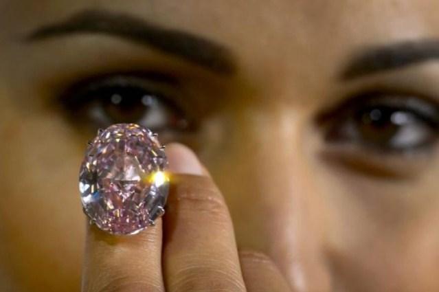 berlian yang termahal di dunia