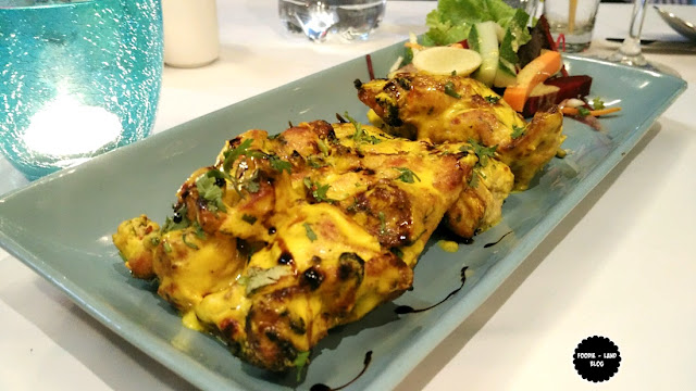 Saffron Chicken Tikka @ Salt-Indian Restaurant Bar & Grill | Koramangala| Bangalore