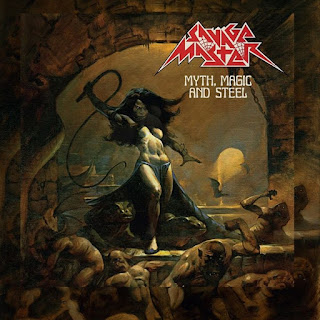 "Το τραγούδι των Savage Master ""Flyer in the Night"" από το album ""Myth, Magic And Steel"""