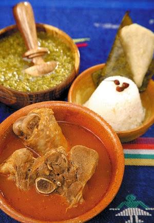 ALTA VERAPAZ: Gastronomia