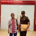 Tersangka Dugaan Korupsi Dana Desa Bontokoraang Selayar TA 2016 Pindah Ke Lapas Makassar