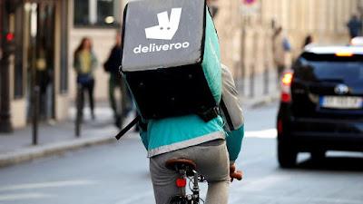 القيمة السوقية لشركة ديليفرو Deliveroo البريطانية ترتفع مع جولة جديدة من التمويل
