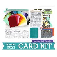 Simon October Card Kit