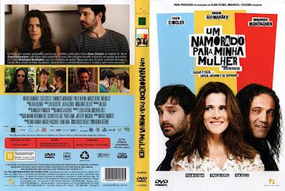 Filme Um Namorado Para Minha Mulher DVD Capa