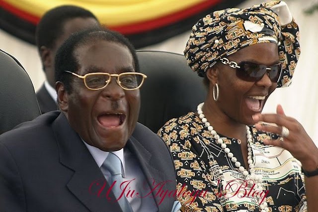Name your successor,' wife urges Mugabe